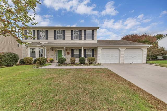 213 Fox Hunters Court, Powell, TN 37849 (#1134616) :: Shannon Foster Boline Group