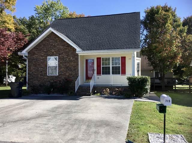 715 Chapel View Circle, Pigeon Forge, TN 37863 (#1134624) :: Realty Executives Associates Main Street