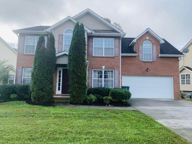 7629 Cool Breeze, Knoxville, TN 37938 (#1134695) :: Catrina Foster Group