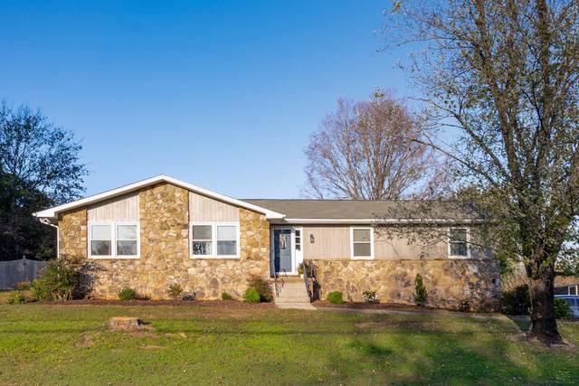 5928 Clearbrook Drive, Knoxville, TN 37918 (#1134727) :: Catrina Foster Group