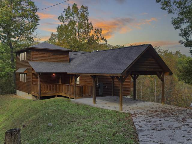 3607 Pinetree Way, Sevierville, TN 37876 (#1134905) :: Realty Executives Associates Main Street