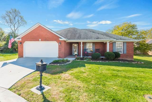 801 Colonial Estates Way, Knoxville, TN 37920 (#1134919) :: Realty Executives