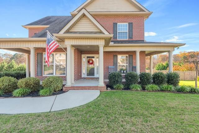 11208 Fall Garden Lane, Knoxville, TN 37932 (#1134925) :: Realty Executives Associates