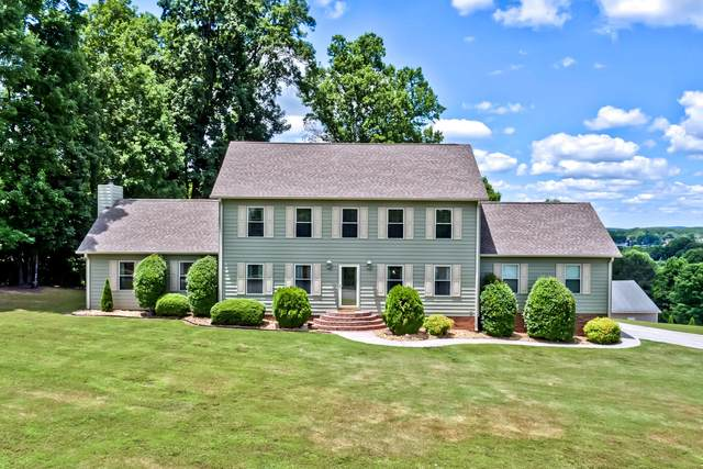 135 County Road 723, Athens, TN 37303 (#1134990) :: Billy Houston Group