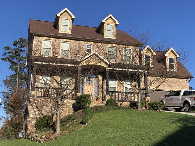 9959 Winding Hill Lane, Knoxville, TN 37931 (#1135028) :: Billy Houston Group