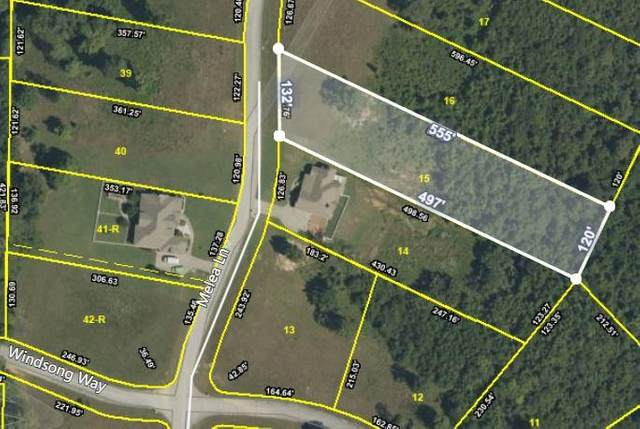 Lot 51 Melea Lane, Kingston, TN 37763 (#1135068) :: Realty Executives Associates
