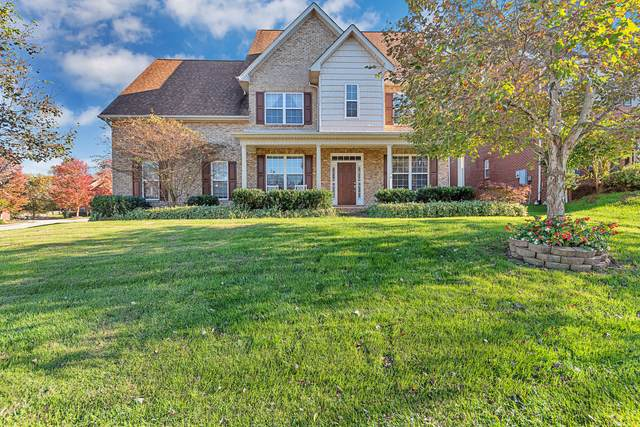 12515 Weatherstone Drive, Knoxville, TN 37922 (#1135108) :: Billy Houston Group