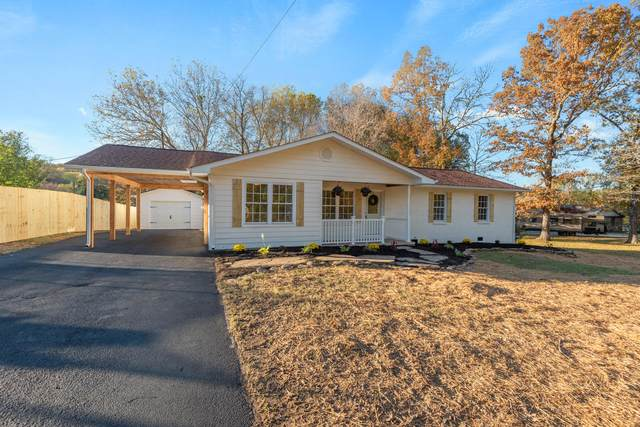 2007 Lawnville Rd, Kingston, TN 37763 (#1135127) :: Catrina Foster Group