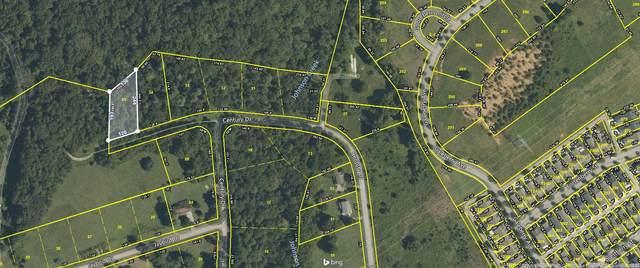 Lot 35 Century Drive, Kingston, TN 37763 (#1135210) :: Catrina Foster Group