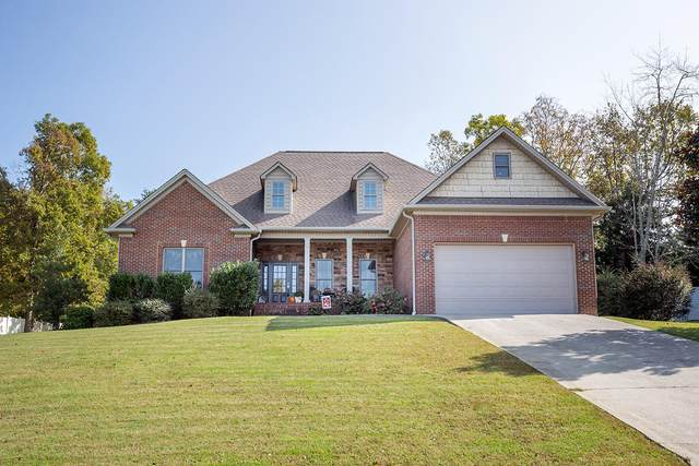315 NE Covenant Drive, Cleveland, TN 37323 (#1135213) :: Tennessee Elite Realty
