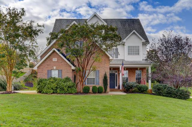 12946 Meadow Pointe Lane, Knoxville, TN 37934 (#1135259) :: Realty Executives Associates Main Street