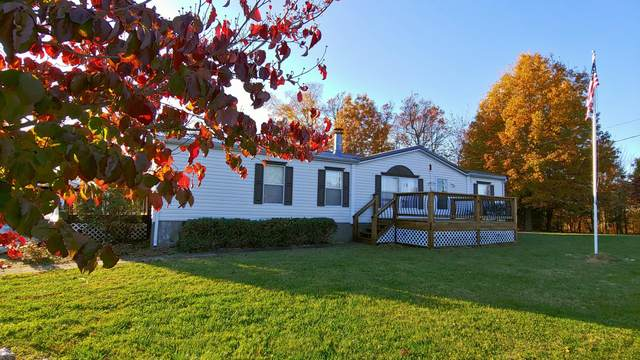 307 County Road 266, Sweetwater, TN 37874 (#1135384) :: Billy Houston Group