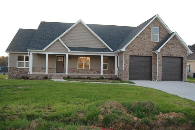 9236 Gabrielle Rd, Strawberry Plains, TN 37871 (#1135397) :: Billy Houston Group