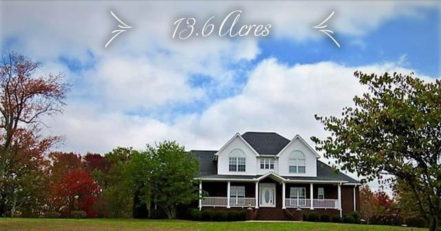 1220 Brotherton Drive, Cookeville, TN 38506 (#1135578) :: Tennessee Elite Realty