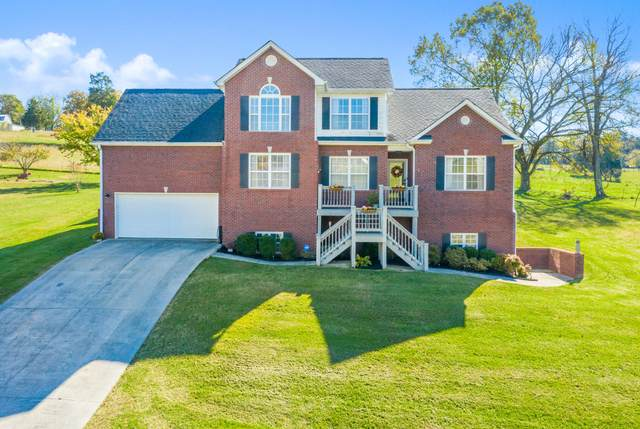 1757 Derby Downs Drive, Friendsville, TN 37737 (#1135593) :: Shannon Foster Boline Group