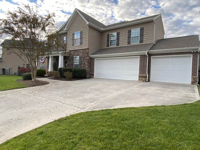 3213 Rolling Hills Lane, Knoxville, TN 37931 (#1135630) :: Catrina Foster Group
