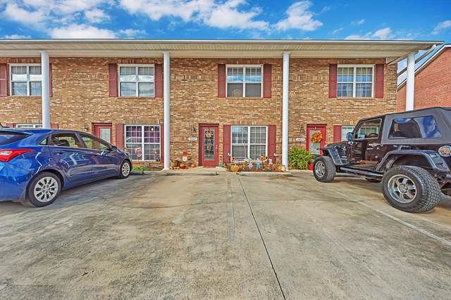 2427 Hallerins Court, Maryville, TN 37801 (#1135638) :: Realty Executives Associates
