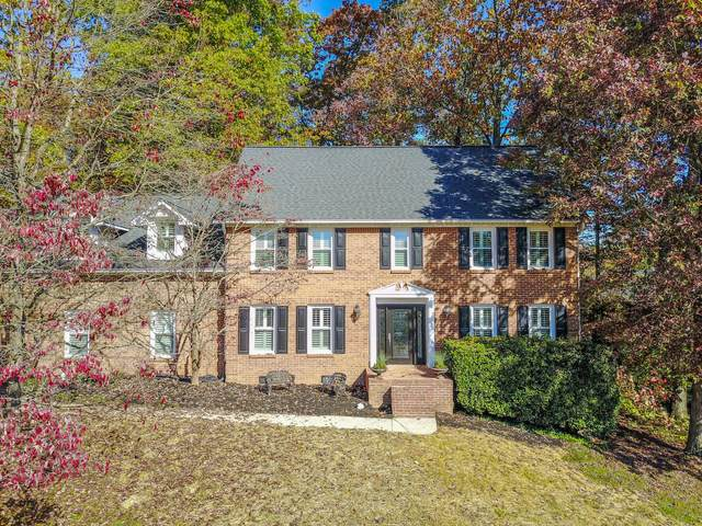 204 Battle Front Tr, Knoxville, TN 37934 (#1135882) :: Realty Executives Associates
