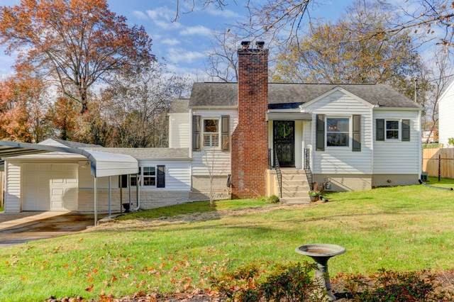 5221 Villa Rd, Knoxville, TN 37918 (#1135919) :: The Cook Team