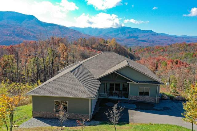 946 Deer Path Ln Lane, Gatlinburg, TN 37738 (#1135934) :: Adam Wilson Realty