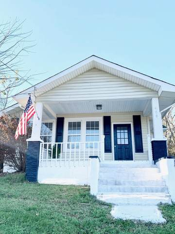 408 W Central Avenue Ave, LaFollette, TN 37766 (#1136053) :: Billy Houston Group