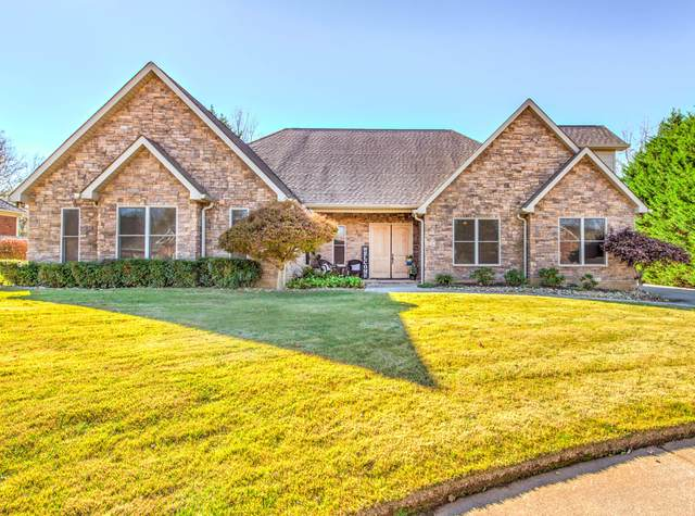 207 Shadowfax Rd, Knoxville, TN 37934 (#1136084) :: Realty Executives Associates
