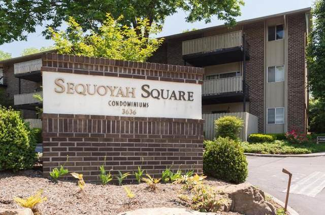 3636 Taliluna Ave Apt 510, Knoxville, TN 37919 (#1136105) :: Billy Houston Group