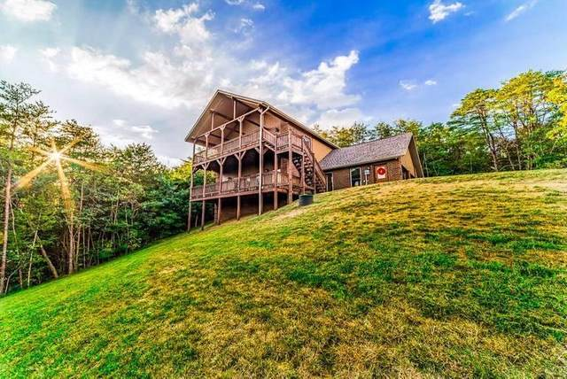 891 Lake View Loop, Sevierville, TN 37876 (#1136113) :: The Terrell Team
