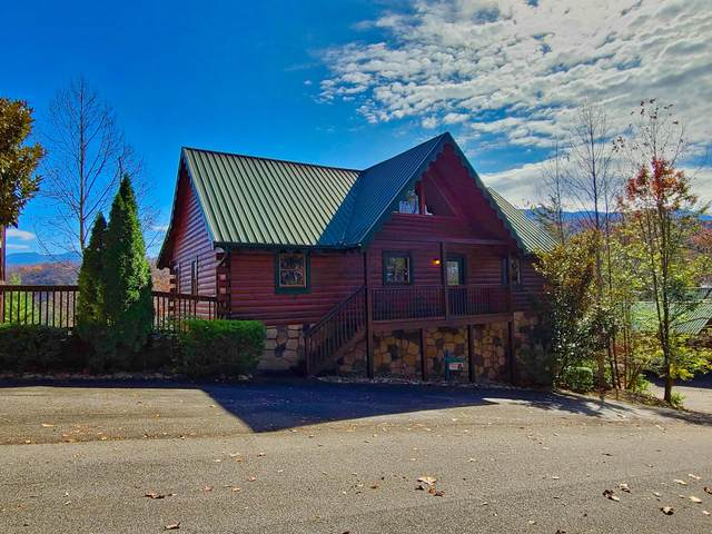 1773 Mountain Shadows Way, Gatlinburg, TN 37738 (#1136172) :: Realty Executives