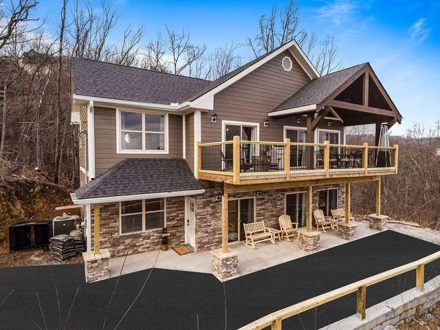 628 Wiley Oakley Drive, Gatlinburg, TN 37738 (#1136181) :: Realty Executives Associates Main Street