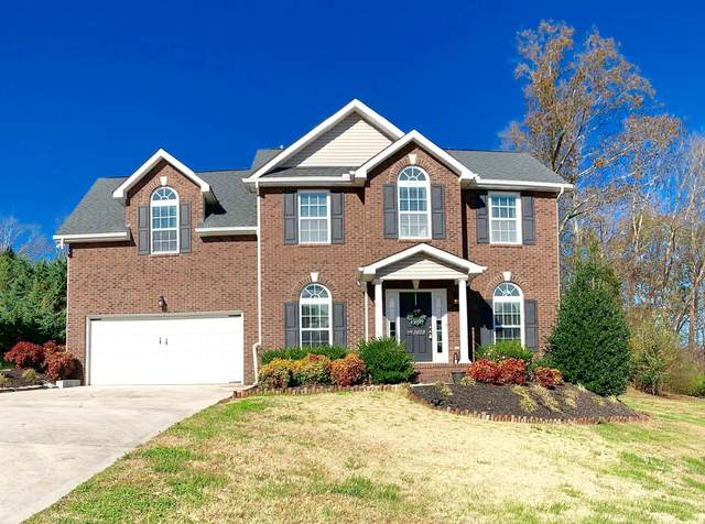 5609 Summer Grove Lane, Knoxville, TN 37931 (#1136192) :: The Sands Group
