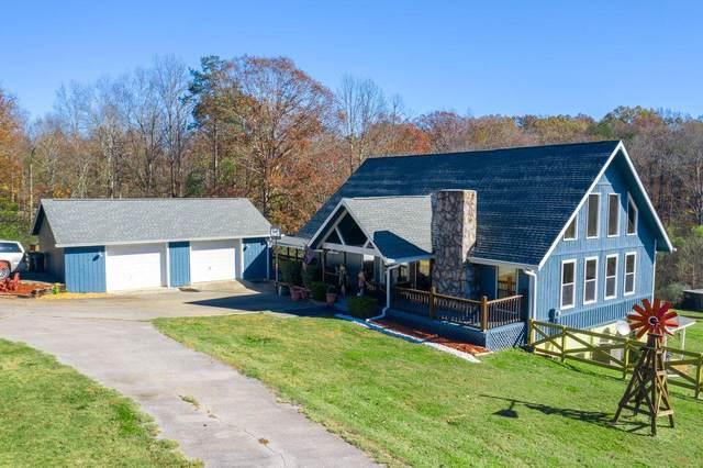 266 County Road 728, Riceville, TN 37370 (#1136237) :: Realty Executives Associates Main Street