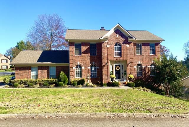 1230 Harrington Drive, Knoxville, TN 37922 (#1136255) :: Billy Houston Group