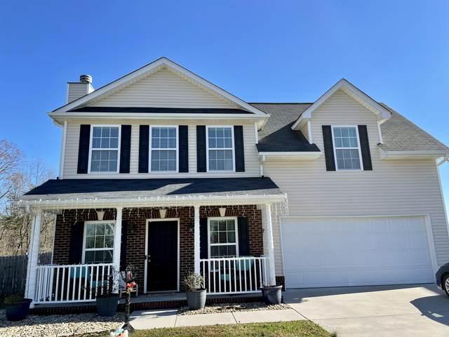 8534 Bowsong Lane, Powell, TN 37849 (#1136266) :: Realty Executives