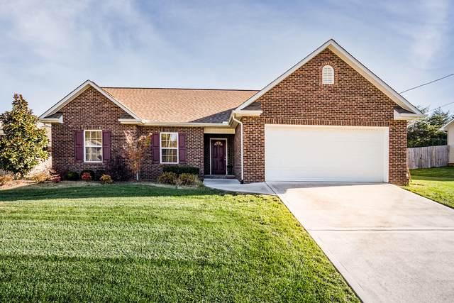 2723 Chukar Rd, Knoxville, TN 37923 (#1136271) :: The Sands Group
