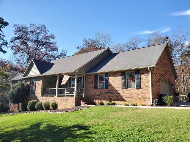 3035 Eagle Drive, Maryville, TN 37803 (#1136273) :: Realty Executives Associates
