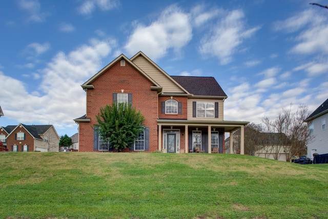 10906 Aspen Grove Way, Knoxville, TN 37931 (#1136306) :: Catrina Foster Group