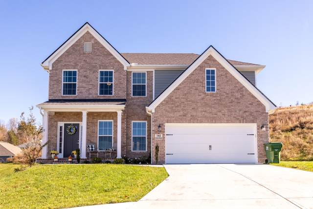 702 Rindlewood Lane, Maryville, TN 37801 (#1136318) :: Billy Houston Group