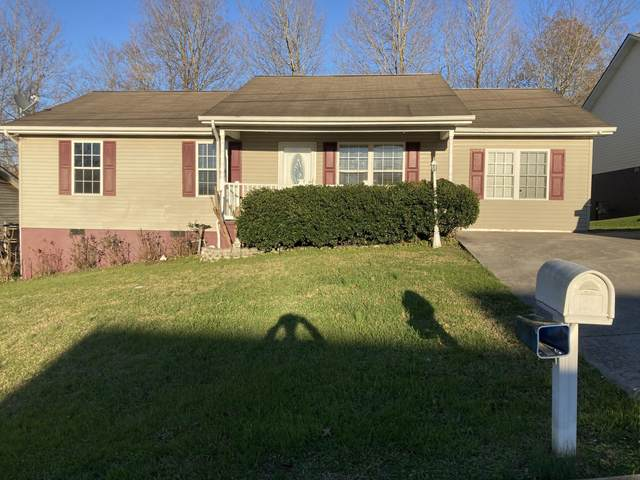 6410 Magnum Lane, Knoxville, TN 37918 (#1136334) :: Catrina Foster Group