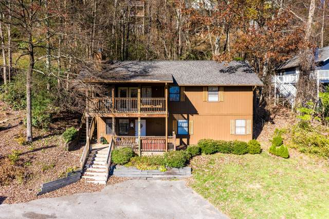 1540 Zurich Drive, Gatlinburg, TN 37738 (#1136370) :: Billy Houston Group