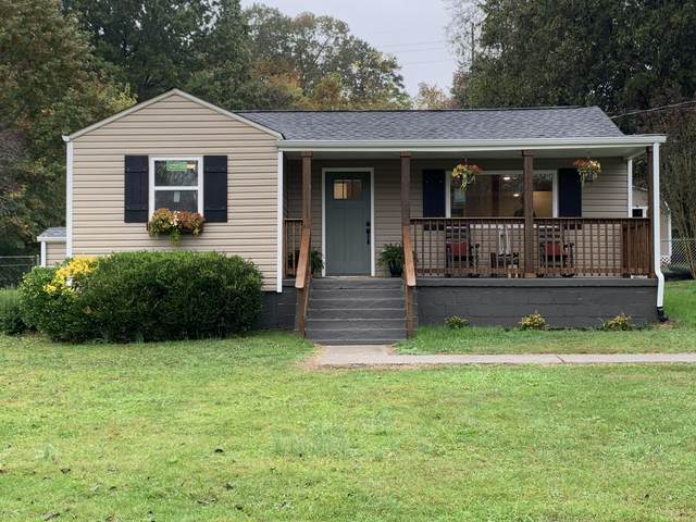 227 Riggs Ave, Knoxville, TN 37920 (#1136395) :: The Sands Group