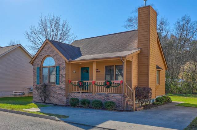 314 Creekwalk Blvd, Pigeon Forge, TN 37863 (#1136411) :: Realty Executives Associates Main Street