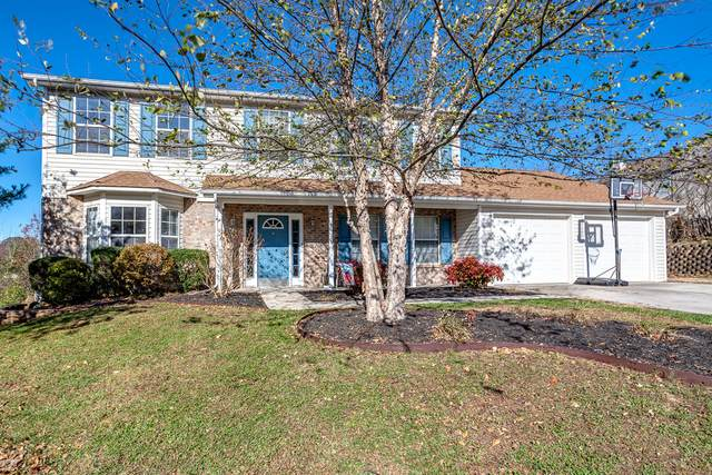 361 Fox Hunters Court, Powell, TN 37849 (#1136429) :: Shannon Foster Boline Group