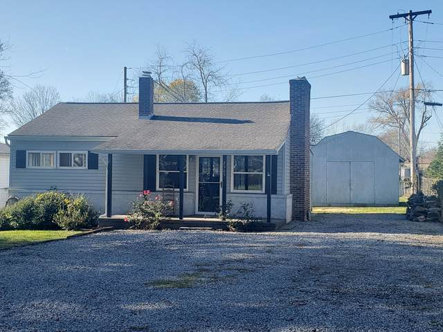 2505 Marshall St, Maryville, TN 37804 (#1136433) :: Realty Executives Associates Main Street