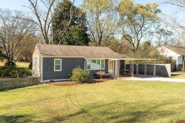 2631 SE Bafford Place, Knoxville, TN 37920 (#1136452) :: Billy Houston Group