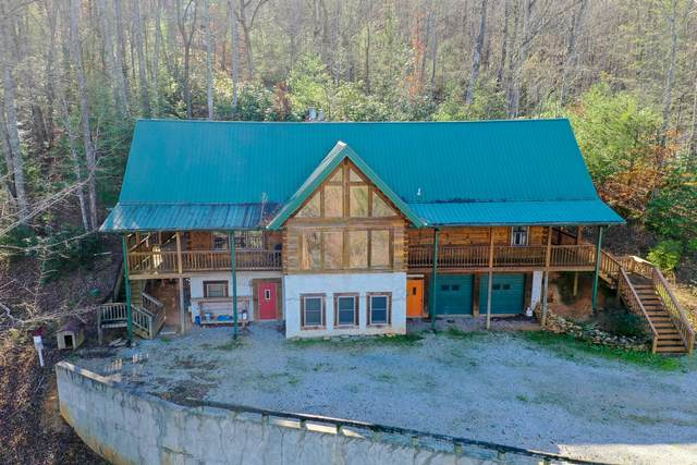 985 Old Cades Cove Rd, Townsend, TN 37882 (#1136453) :: Billy Houston Group