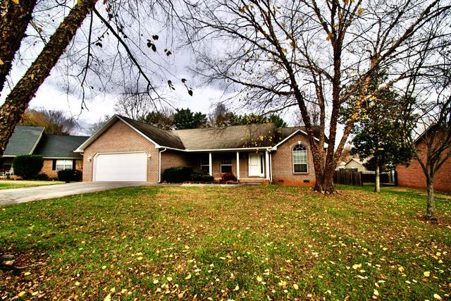 1885 Southcliff Drive, Maryville, TN 37803 (#1136463) :: Tennessee Elite Realty
