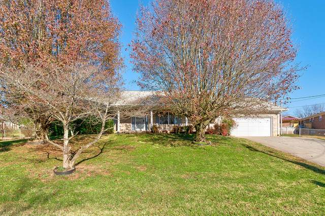7116 W Chermont Circle, Knoxville, TN 37918 (#1136474) :: Realty Executives