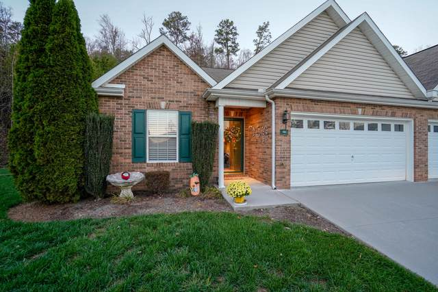 7153 La Christa Way #71, Knoxville, TN 37921 (#1136504) :: Billy Houston Group