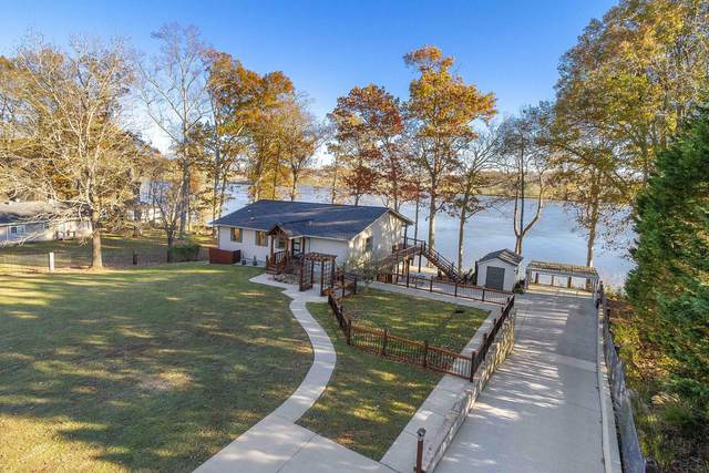 154 Rebel Rd, Harriman, TN 37748 (#1136520) :: Realty Executives Associates